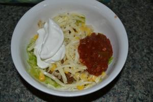 Perfect Taco salad