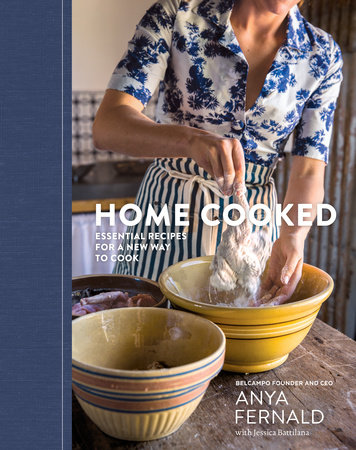 Home Cooked~Anya Fernald